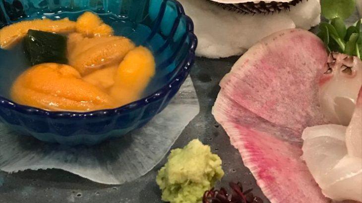 ミシュラン1つ星のカジュアルな割烹料理「淺井」