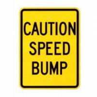Speed Bump, or Lack Thereof