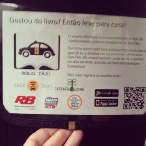 biblio taxi