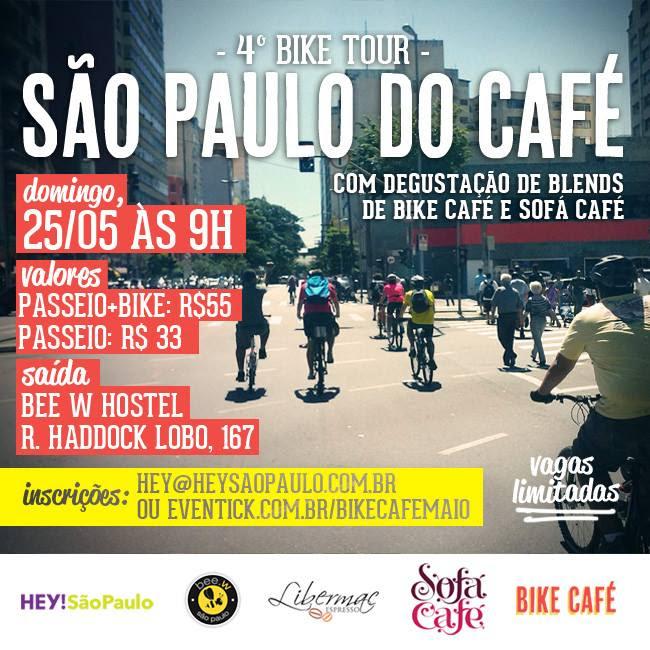 4 biketour do café