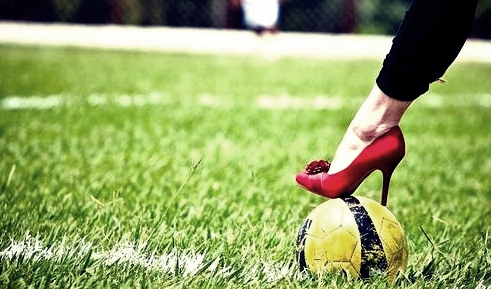 Futebol é coisa para macho (blog Bia Morais)