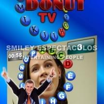 POSTER DONUT TV