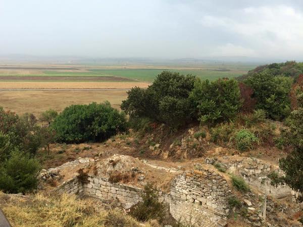トロイア遺跡
