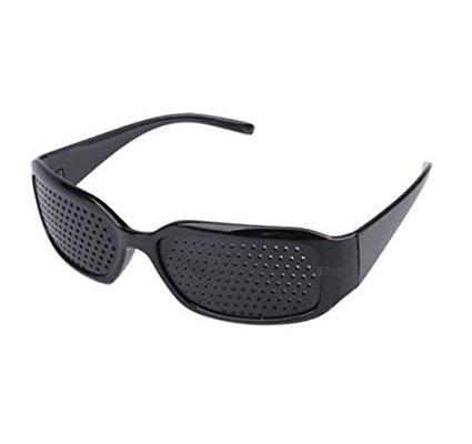 ピンホール眼鏡