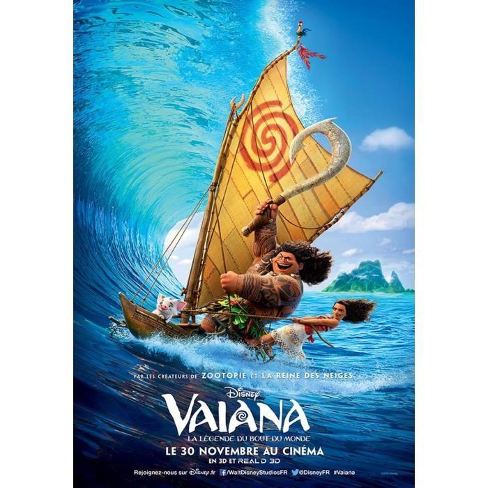 『モアナと伝説の海』、あるいは『ヴァイアナ、世界の果ての伝説』