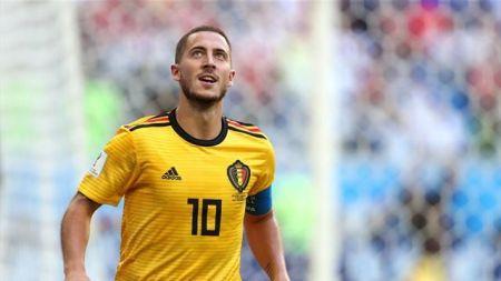FW アザール(ベルギー代表)イギリス戦ゴール
