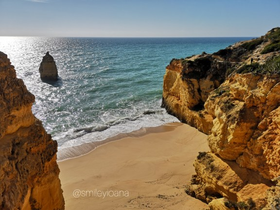 5 Beautiful Beaches of Algarve when hiking the coast line
