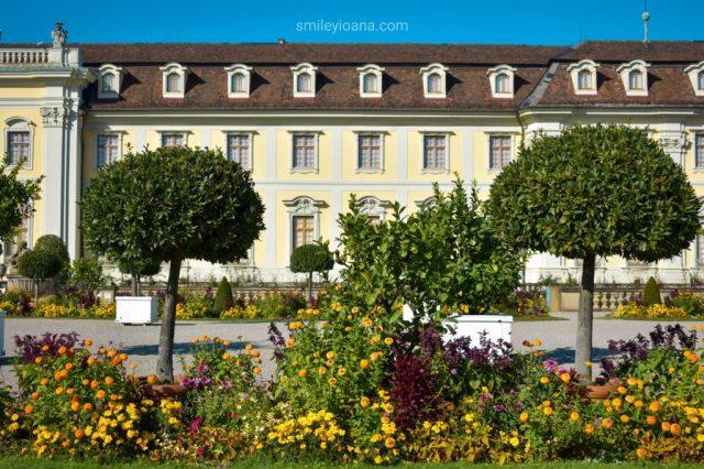 Blühendes Barock, Ludwigsburg Castle Picture