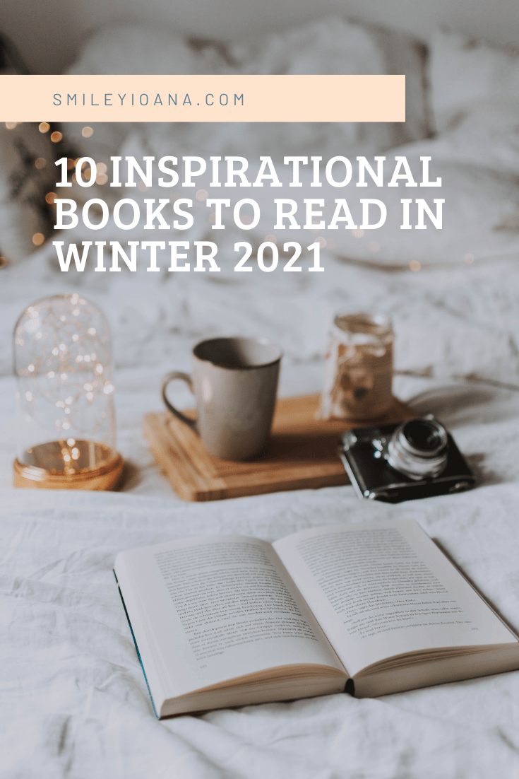 smileyiacoana | 10 Inspirational Books to Read this Winter 2020 Pinterest Pin