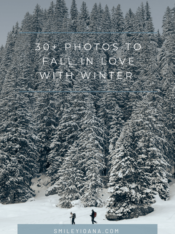 30+ Photos to fall in love with winter | Travel Community Photography