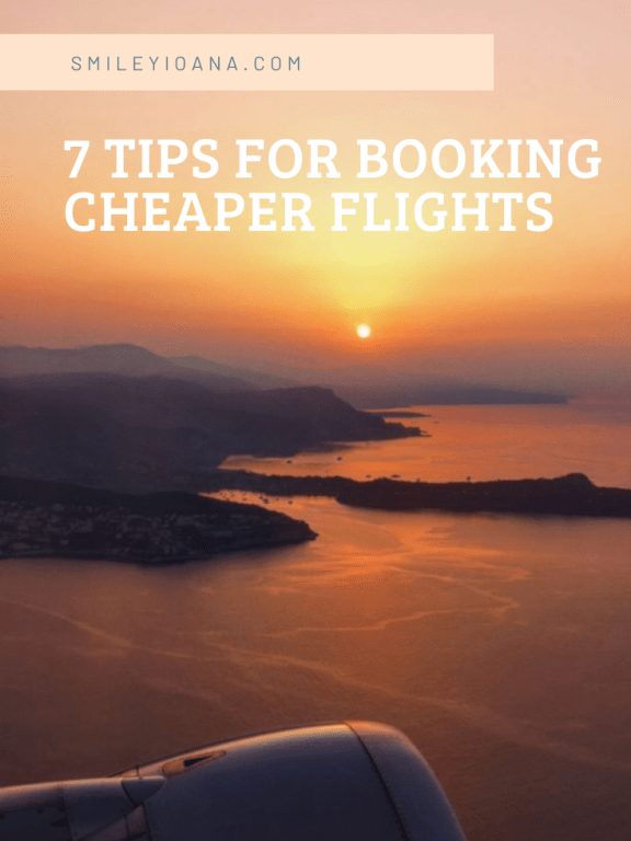 7 tips for booking cheaper flights