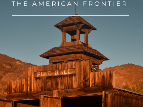 Calico Ghost Town | First encounter with the American Frontier