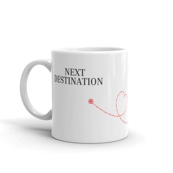 smileyioana.com | Next Destination ❤ CoffeeLand – White Coffee / Tea Mug
