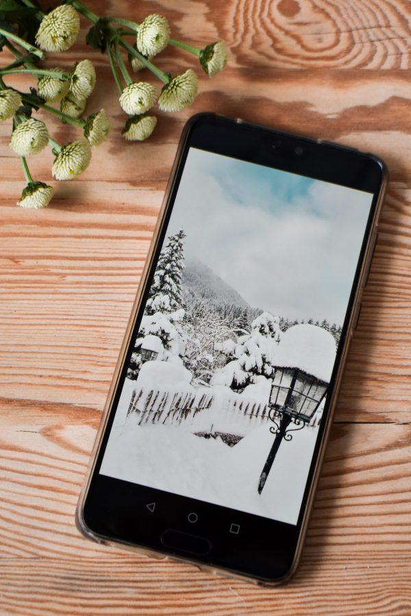 smileyioana.com | Winter Wonderland Collection - 10 Phone Wallpapers 10