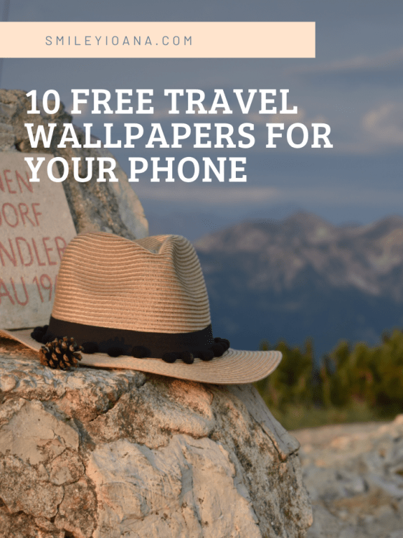 10 FREE TRAVEL WALLPAPERS FOR YOUR PHONE