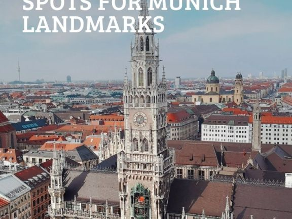5 Best Photography Spots for Munich Landmarks with Itinerary