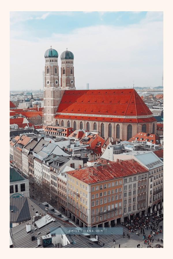 smileyioana.com | Frauenkirche -5 Munich Landmarks Phone Wallpapers