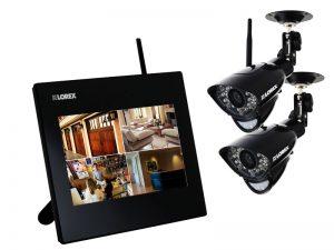 Lorex Wireless Video Monitoring System (LW292)