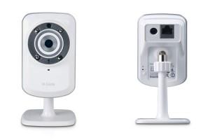 D-Link DCS 932L Wireless N Camera (White)