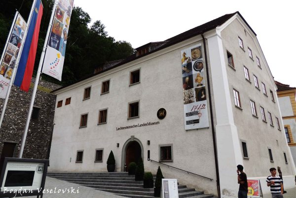 Vaduz City Break Attractions-sights-landmarks Traveler Smiley