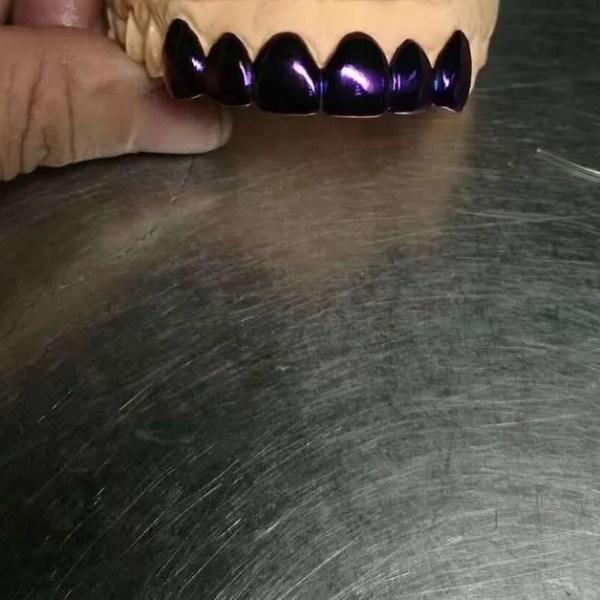 grillz lila