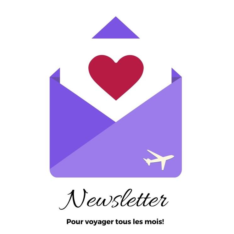 Newsletter: vers de nouveaux horizons!