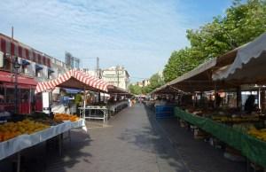 Marché du cours Saleya