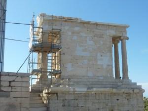 Le temple d'Athéna Nikê