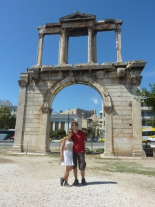 Porte d'Hadrien