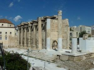 Bibliothèque d'Hadrien
