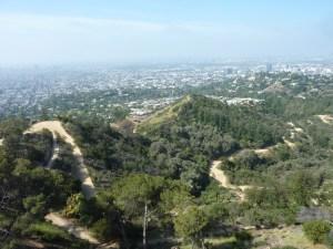Griffith Park et LA