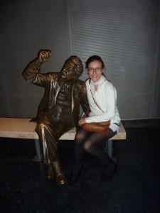Rencontre avec Einstein