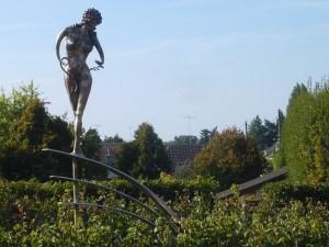 Dans les vignes de Chaumont