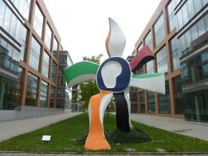 La grande fleur qui marche – Fernand Léger