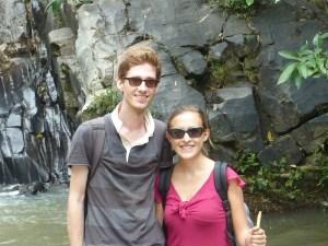 Souvenir de notre trek dans la jungle au nord de la Thaïlande !