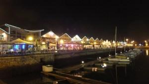 Le quartier des docks