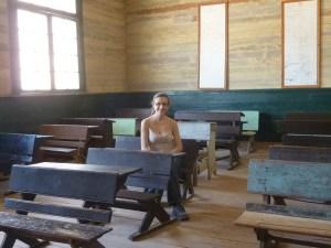 De retour sur les bancs de l'école !