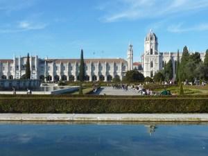 Le monastère dos Jeronimos