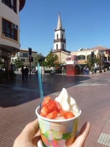 Frozen yogurt, le retour !