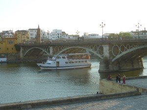 Le pont Isabelle II