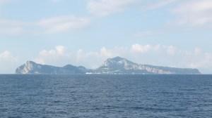 Au loin, Capri !