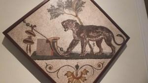Mosaïque de Pompéi