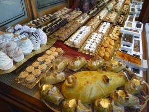 Cette pâtisserie avait tout pour me plaire !