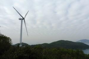 L'éolienne de Lamma, une grande fierté locale