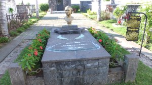 Tombe de Leconte de Lisle