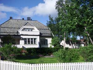 Un autre exemple des maisons chics de Kirkenes