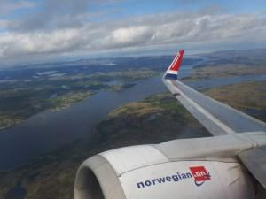 Paysages norvégiens...