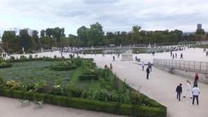 Les Tuileries...