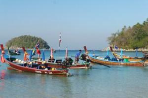 Balade à Kata Beach