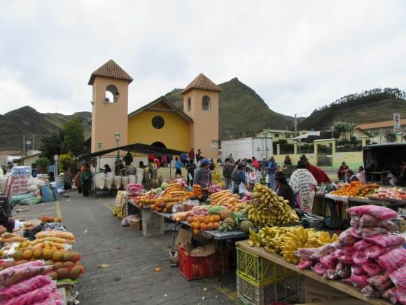Le marché de Zumbahua